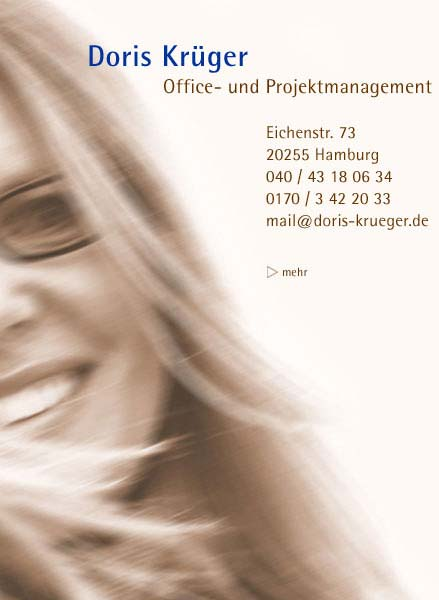 Doris Krüger Office- und Projektmanagement
